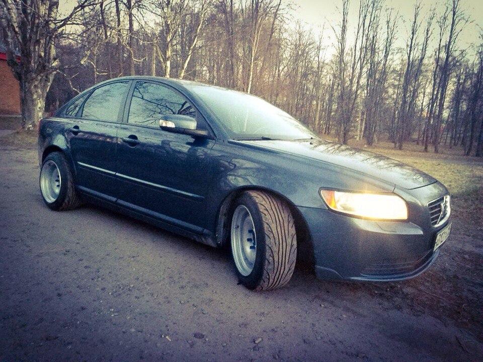 Разварки Volvo 16
