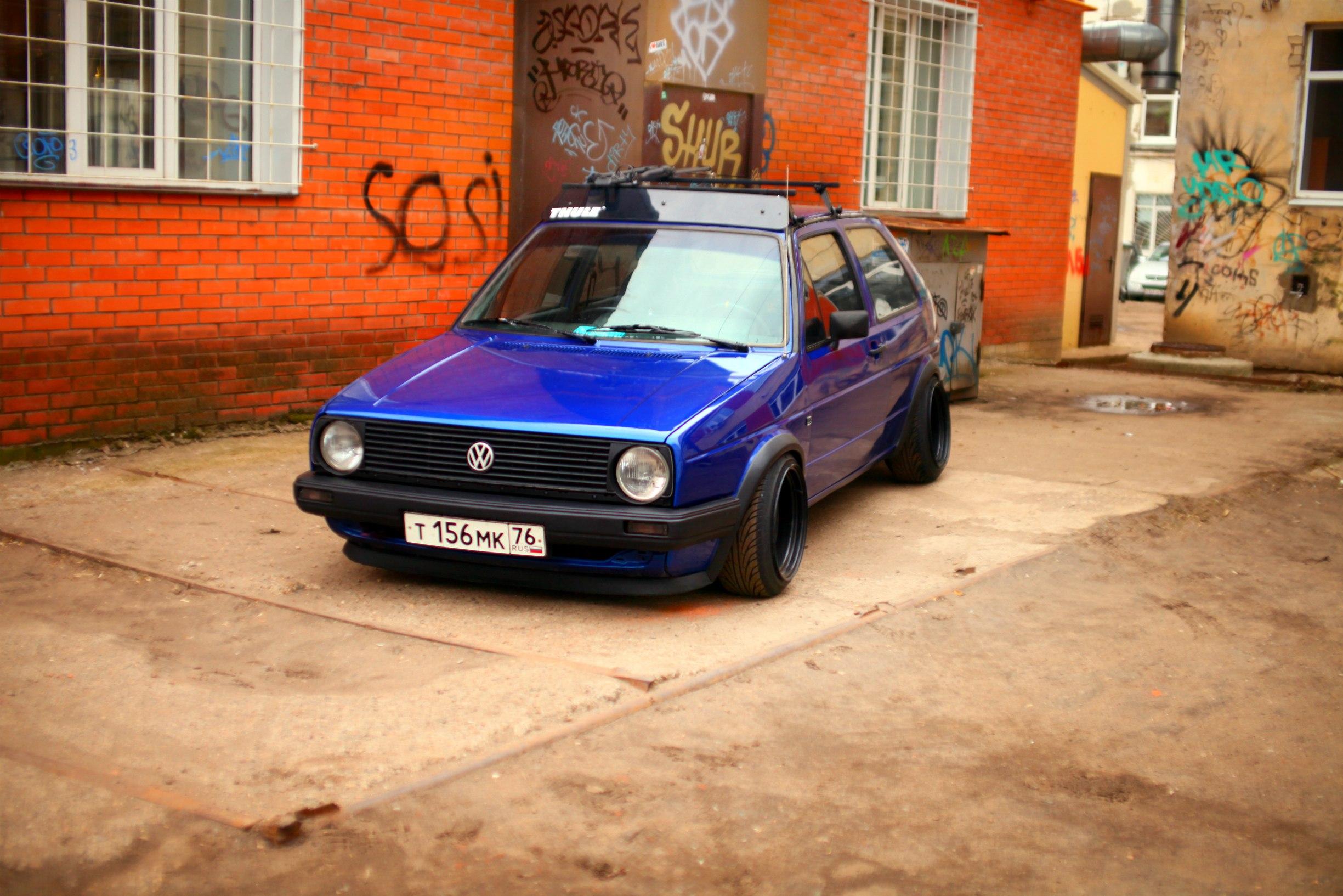 Разварки VW Golf 15