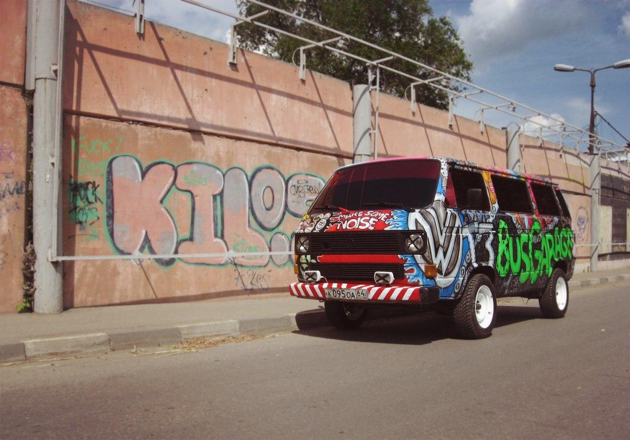 Разварки VW 15